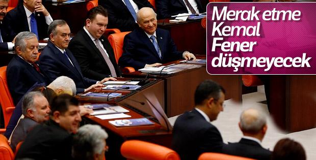 Devlet Bahçeli, Fenerbahçe'ye güveniyor