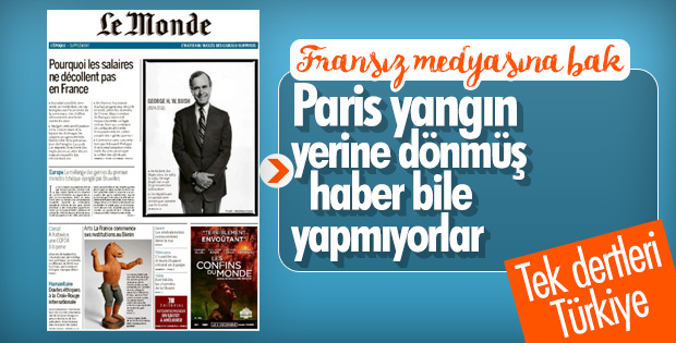 Le Monde'nin Türkiye aşkı bitmiyor