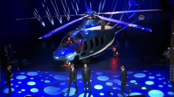 T625 milli helikopterin ismi Gökbey oldu