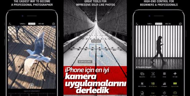 En iyi iPhone kamera ve fotoğraf düzenleme uygulamaları