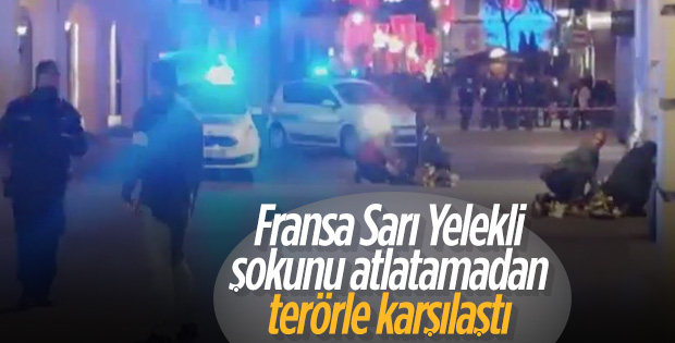 Fransa'da güvenlik tehdidi seviyesi yükseltildi
