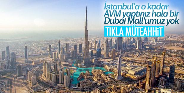 Orta Doğu'nun alışveriş başkenti: The Dubai Mall