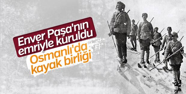 Osmanlı'da kayak birlikleri