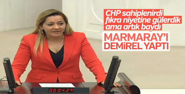 İyi Partili Cesur: Marmaray'da Demirel'in imzası var
