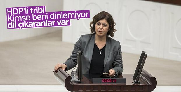 HDP'li vekil: Bana dil çıkarıyorlar
