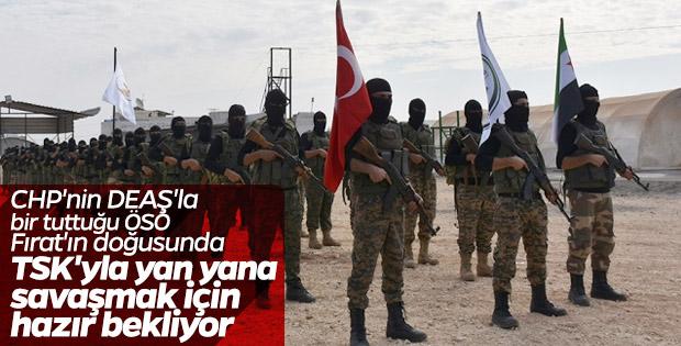 ÖSO harekete geçmek için Türkiye'yi bekliyor