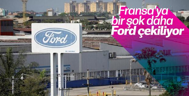 Ford Fransa defterini kapatıyor