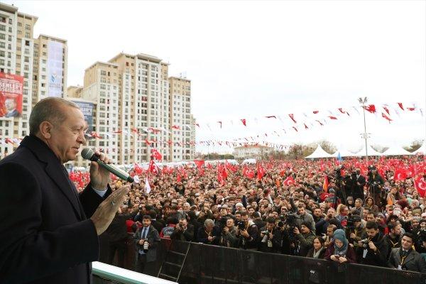Erdoğan'dan Kılıçdaroğlu'na: Bu defa kaçmaya fırsat bulamazsın