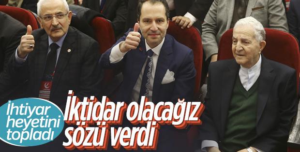 Fatih Erbakan'ın hedefi iktidar