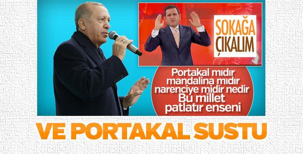 Fatih Portakal: Benden hiçbir şey duyamayacaksınız