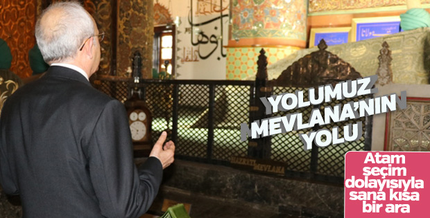 Kılıçdaroğlu'ndan Şebi Arus mesajı