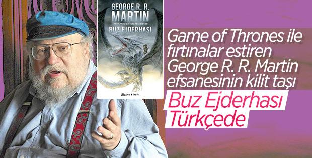 Efsanenin kilit taşı Türkçede: Buz Ejderhası