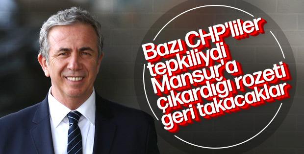 Mansur Yavaş CHP'ye üye olacak