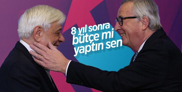 Yunanistan'da 8 yıl sonra hazırlanan ilk bütçe onaylandı