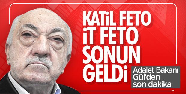 Fetullah Gülen'in iadesinde sona doğru