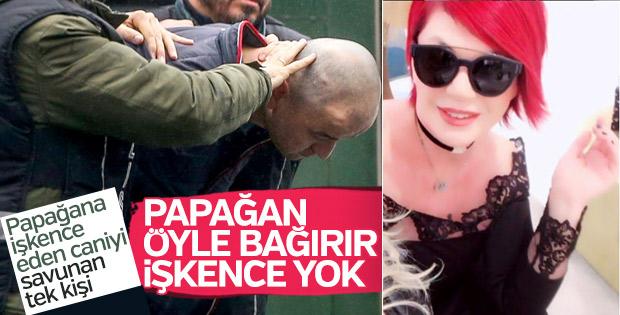 Emel Müftüoğlu: Papağanın boğazını sıkmasan da bağırır