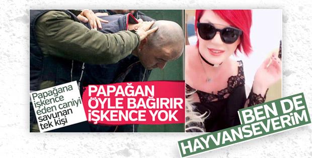 Emel Müftüoğlu'ndan açıklama: Ben de hayvanseverim