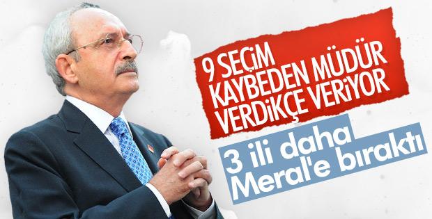 CHP Osmaniye, Isparta ve Nevşehir'i de İyi Parti'ye verdi