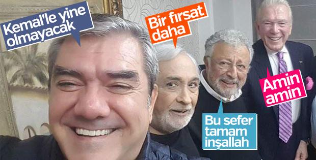 Halk TV'de rejim değişsin duası: Amin amin