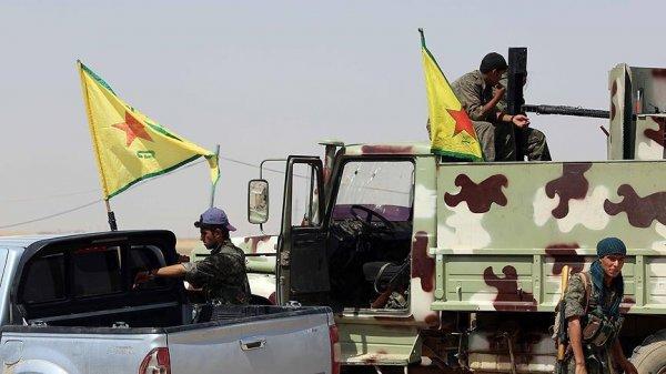 PKK Münbiç'te bildiri dağıttı