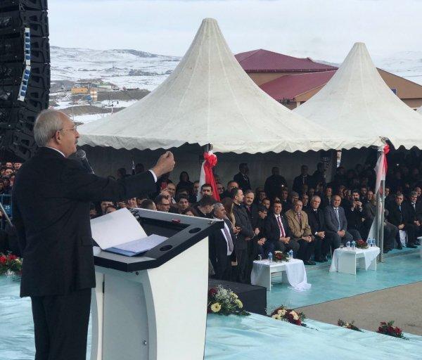 Kılıçdaroğlu İslam Eserleri Müzesi açılışını yaptı