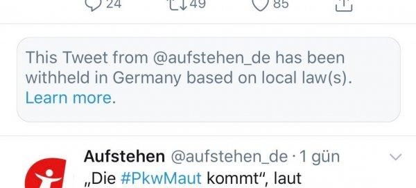 Almanya'da Sarı Yelekliler çağrısı paniğe neden oldu
