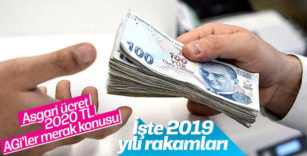2019 asgari ücretinde AGİ'ler ne kadar olacak