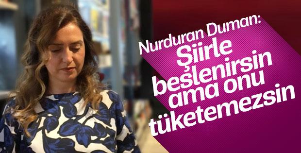 Nurduran Duman: İnsan sevdiği işi yapınca yorulmuyor