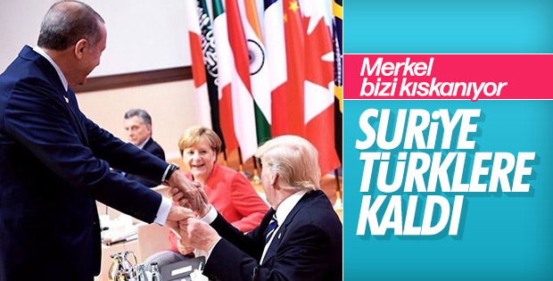 Alman Meclisi Türkiye'ye Suriye'de işgalici diyor