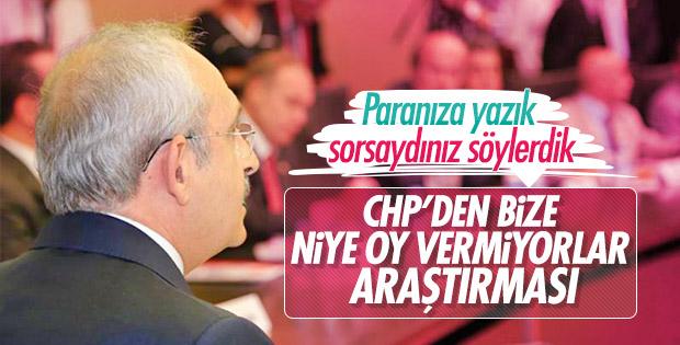 CHP'den 'propaganda' toplantısı