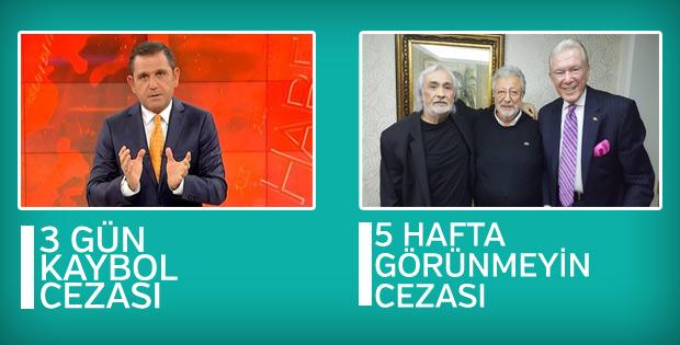 RTÜK'ten Fox TV ile Halk TV'ye ceza