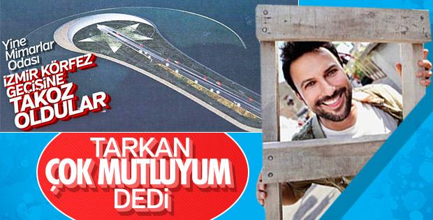 İzmir'i rahatlatacak projenin iptali Tarkan'ı sevindirdi