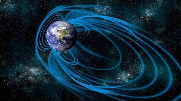 Dünya'nın manyetik alanı gittikçe zayıflıyor