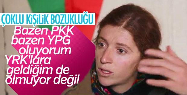 PKK'lı terörist Wall Street Journal'a röportaj verdi