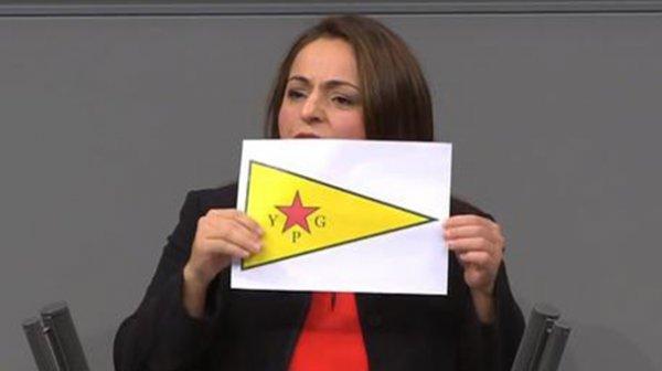 Sevim Dağdelen 'Türkiye İşgalci' raporunu imzaladı