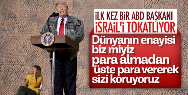 Trump İsrail'e Suriye'den çekilme cevabı verdi