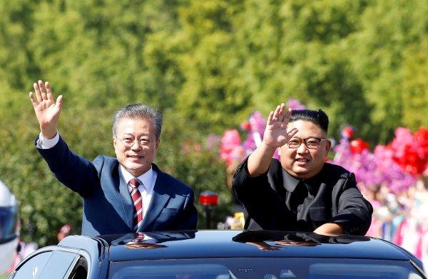 Kuzey Kore-Güney Kore yakınlaşması devam ediyor