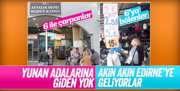 Yunanlar yılbaşını Türkiye'de kutlayacak