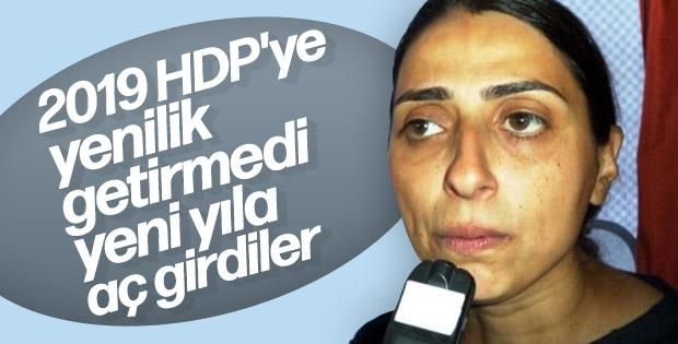 HDP yine aç
