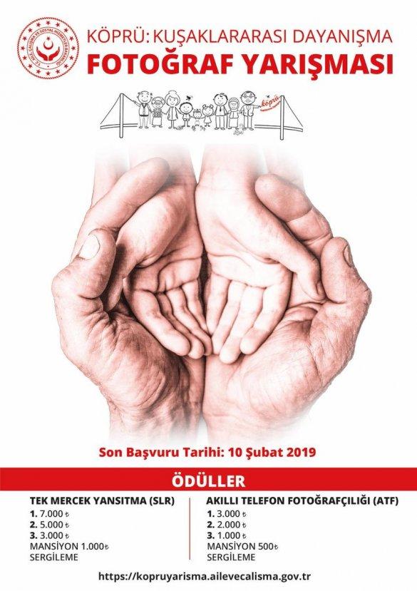 Aile, Çalışma ve Sosyal Hizmetler Bakanlığı'dan yarışma