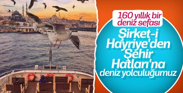 İstanbul vapurlarının serüveni