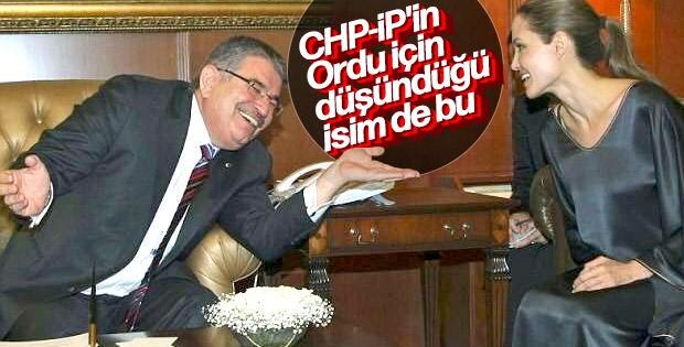 CHP-İP, Ordu için İdris Naim Şahin'i düşünüyor