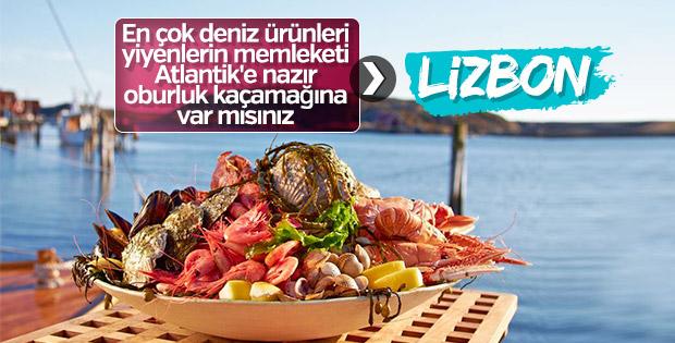 Deniz mahsüllerinin en lezzetli adresi: Lizbon