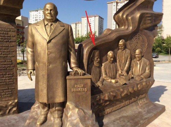 Erdoğan'dan İmamoğlu'na heykel tepkisi