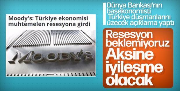 Dünya Bankası'ndan Türkiye yorumu