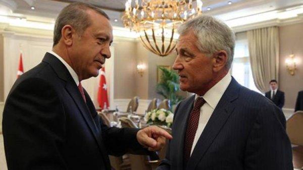 Chuck Hagel, Bolton'un Türkiye ziyaretini değerlendirdi