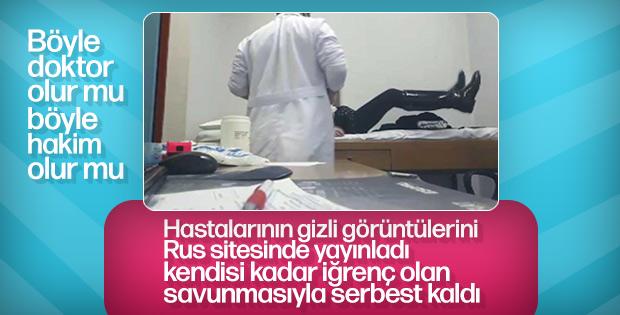 Hastalarının çıplak görüntüsünü paylaşan doktorun ifadesi