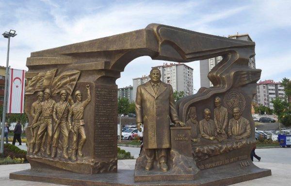 Ekrem İmamoğlu, Erdoğan'a heykel açıklaması yapacak