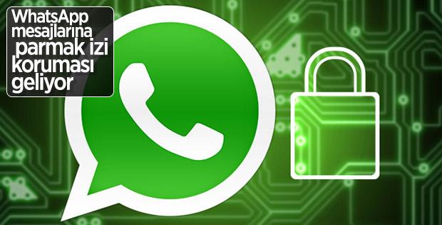 WhatsApp mesajlarınıza yeni güvenlik önlemi geliyor