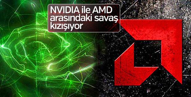 Nvidia: AMD'nin yeni ekran kartları berbat ötesi